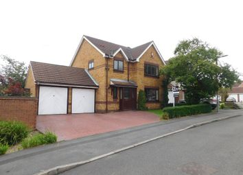 Thumbnail 4 bed detached house to rent in Colindale Gardens, Nuthall, Nottingham
