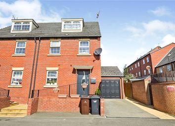 3 bed semi-detached house for sale in Harrington Street, Pear Tree, Derby DE23
