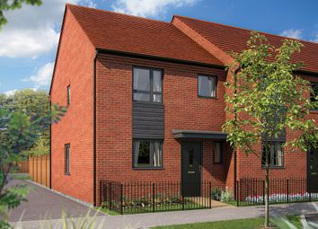 """Thumbnail 3 bedroom semi-detached house for sale in """"The Southwold"""" at Limousin Avenue, Whitehouse, Milton Keynes"""