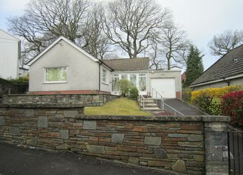 Thumbnail 2 bed detached bungalow for sale in Heol Fargoed, Bargoed