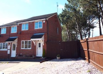 Thumbnail 2 bedroom end terrace house for sale in Carsworth Way, Poole