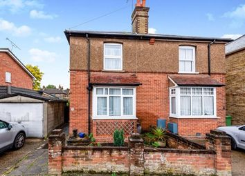 Thumbnail 2 bed semi-detached house for sale in Ashtead, Surrey