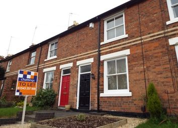 Thumbnail 2 bed property to rent in Chesterfield Road, Lichfield
