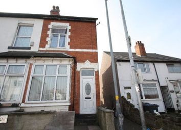 Thumbnail 2 bed terraced house for sale in Uplands Road, Handsworth, Birmingham