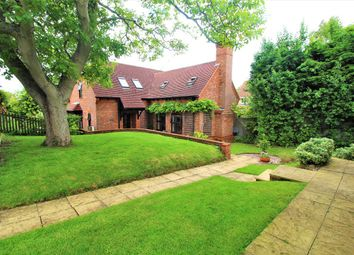 Thumbnail 5 bed detached house for sale in The Copse, Turvey, Bedford