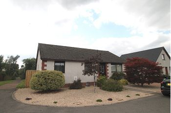 Thumbnail 3 bed detached bungalow to rent in Walnut Grove, Blairgowrie