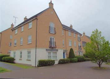 Thumbnail 2 bed flat for sale in Malsbury Avenue, Scraptoft, Leicester, Leicestershire