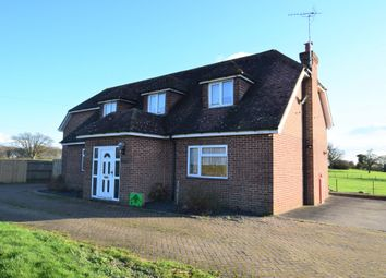 Thumbnail 4 bed detached house for sale in Bonnington, Ashford, Kent