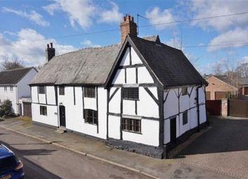 Thumbnail 5 bed detached house for sale in St. Peters Road, Arnesby, Leicester
