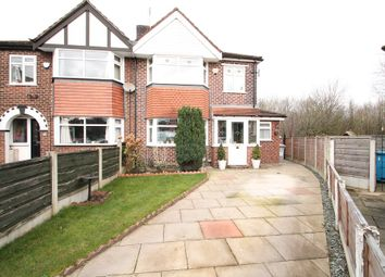 3 bed semi-detached house for sale in Lynn Avenue, Sale, Cheshire M33