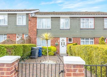 Thumbnail 3 bed terraced house for sale in Woodside Grange Road, North Finchley