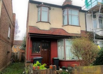 Thumbnail 3 bed end terrace house for sale in 46 Brantwood Road, London