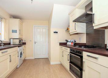 Thumbnail 3 bedroom detached house for sale in Felix Close, Cardea, Peterborough