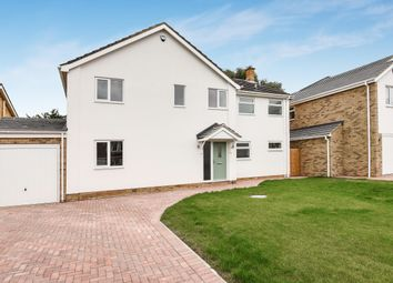Thumbnail 5 bed detached house for sale in The Woodlands., Broom