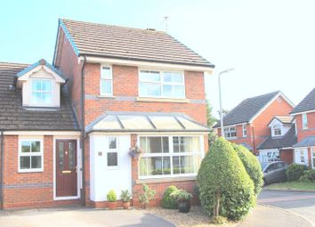 Thumbnail 3 bed semi-detached house for sale in Ascot Close, Stratford-Upon-Avon