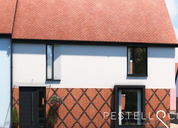 Thumbnail 3 bed semi-detached house for sale in Morris Dance Place, Thaxted, Dunmow