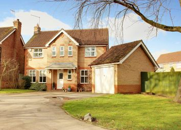 Thumbnail 3 bed detached house for sale in The Haven, Walkington, Beverley