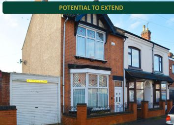 3 bed end terrace house for sale in Stafford Street, Belgrave, Leicester LE4