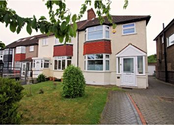 Thumbnail 3 bed semi-detached house for sale in Weyman Road, Blackheath