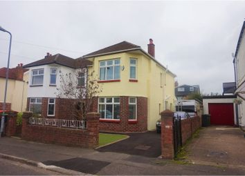 Thumbnail 3 bed semi-detached house for sale in Maelog Road, Cardiff