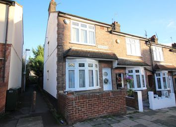 Thumbnail 2 bedroom end terrace house for sale in Colin Road, Luton, Bedfordshire