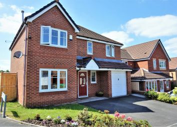 Thumbnail 4 bed detached house for sale in Antigua Drive, Darwen