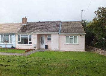 Thumbnail 2 bed semi-detached bungalow for sale in Heywood Court, Tenby, Pembrokeshire