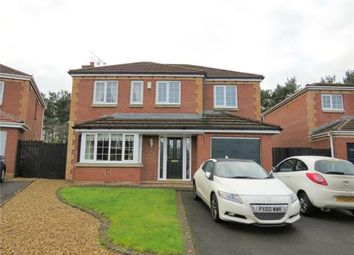 Thumbnail 4 bed detached house for sale in Marvejols Park, Cockermouth, Cumbria