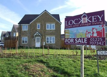 Thumbnail 5 bed detached house for sale in Dunch Lane, Melksham