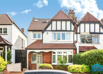 Fairlawn Avenue, East Finchley, London N2. 4 bed semi-detached house