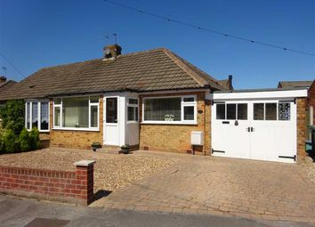 Thumbnail 2 bed semi-detached bungalow for sale in Ashley Park Crescent, Stockton Lane, York