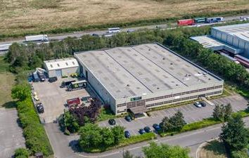 Thumbnail Warehouse for sale in Atlantic House, Michigan Drive, Milton Keynes