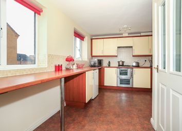 Thumbnail 4 bed end terrace house for sale in Guelder Road, Hampton Hargate, Peterborough