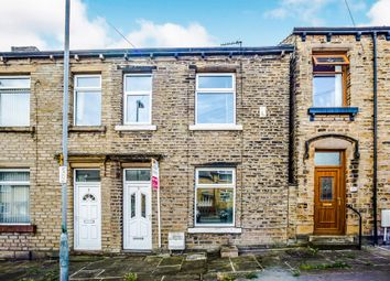 Thumbnail 2 bed terraced house for sale in Quarmby Road, Quarmby, Huddersfield