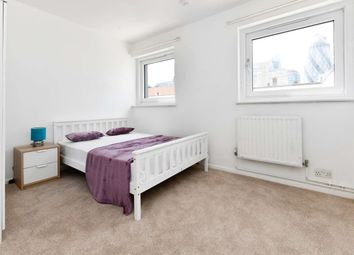 Thumbnail 3 bed flat to rent in Denning Point, London