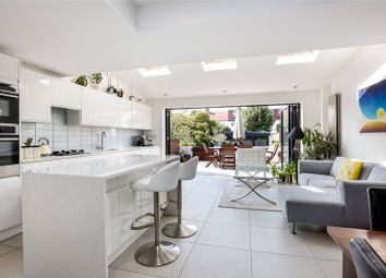 Thumbnail 4 bed terraced house for sale in Brooklands Avenue, London