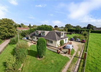 Thumbnail 5 bed detached bungalow for sale in Coat, Martock, Somerset