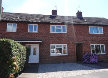 Thumbnail 3 bed terraced house for sale in 76 Cordwell Park, Wem, Shropshire