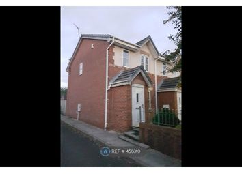 Thumbnail 2 bed terraced house to rent in Minster Road, Moston