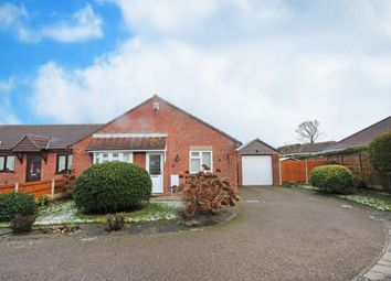 Thumbnail 2 bed bungalow to rent in Felixstowe Close, Clacton-On-Sea, Essex