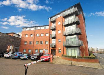 Thumbnail 1 bed flat for sale in Broad Gauge Way, Wolverhampton, West Midlands