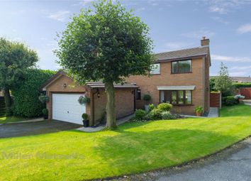 Thumbnail 4 bed detached house for sale in Bradshaw Meadows, Harwood, Bolton, Lancashire