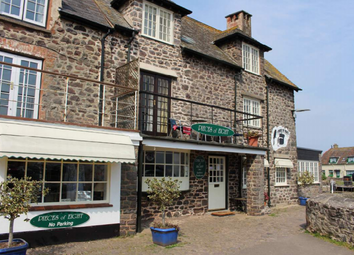 Thumbnail Retail premises for sale in Porlock Weir, Minehead, Somerset