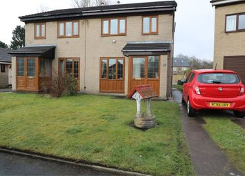 Thumbnail 3 bed semi-detached house for sale in Kirkfell Drive, Burnley, Lancashire