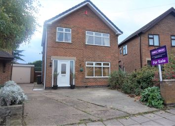 Thumbnail 3 bed detached house for sale in Brunswick Drive, Stapleford