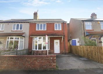 Thumbnail 3 bed semi-detached house for sale in Uplands, Monkseaton, Tyne And Wear