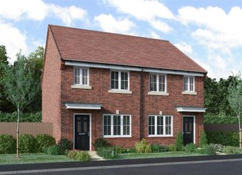 "Thumbnail 3 bed semi-detached house for sale in ""Stretton"" at Hemsworth Road, Sheffield"