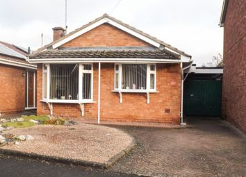 Thumbnail 2 bed bungalow for sale in Columbia Drive, Worcester