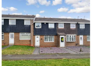 Lanivet Close, Sunderland SR2. 3 bed terraced house for sale
