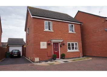 Thumbnail 3 bed detached house for sale in Nursery Grove, Barrow Upon Soar